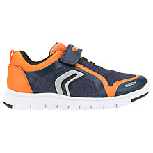 Buy Geox Children's Xunday Shoes Online at johnlewis.com