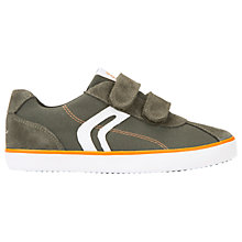 Buy Geox Children's J Kiwi Trainers Online at johnlewis.com