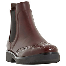 Buy Dune Quark Ankle Chelsea Boots Online at johnlewis.com