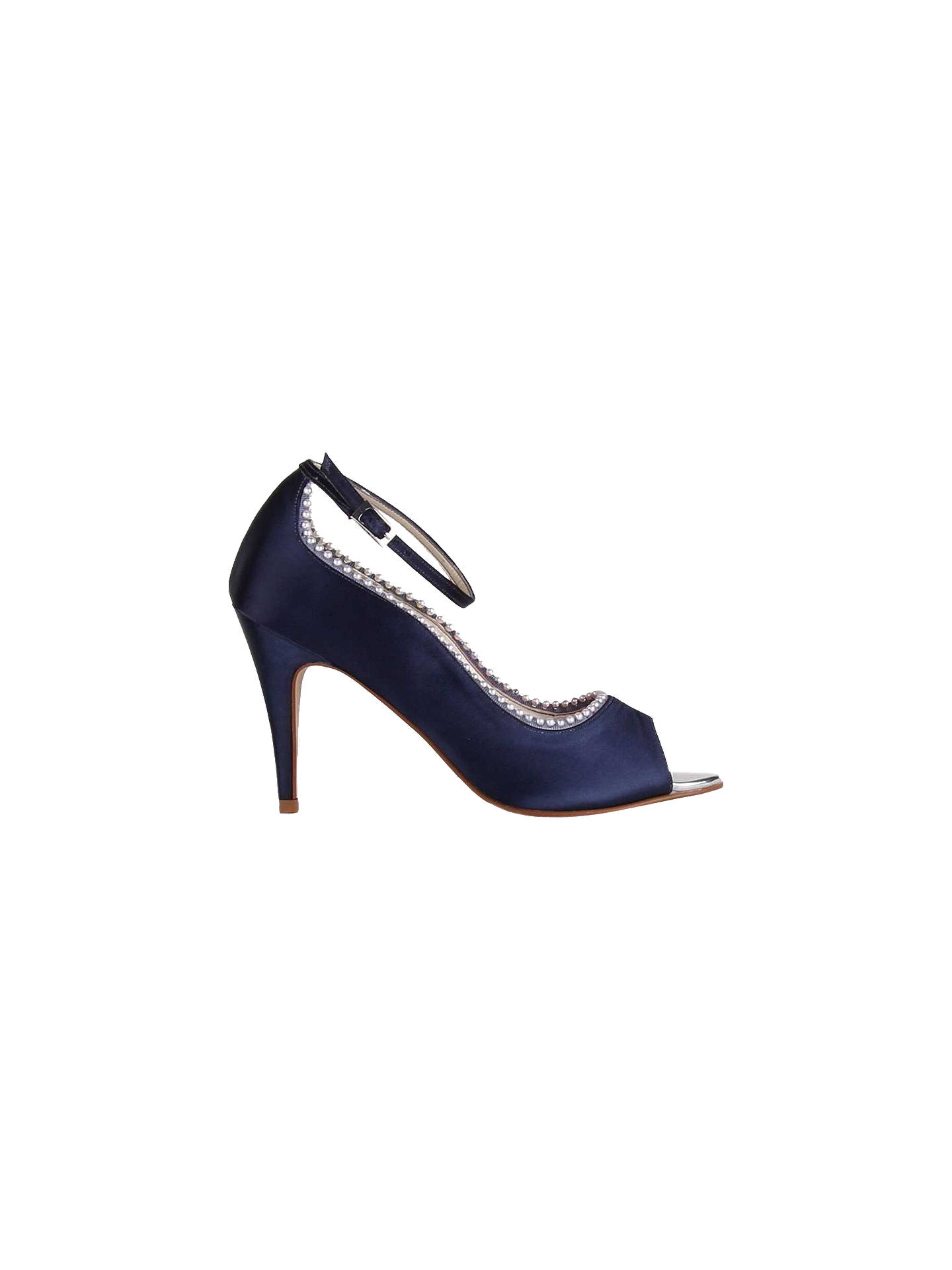 a1434728ce18a Buy Rainbow Club Bella Peep Toe Court Shoes