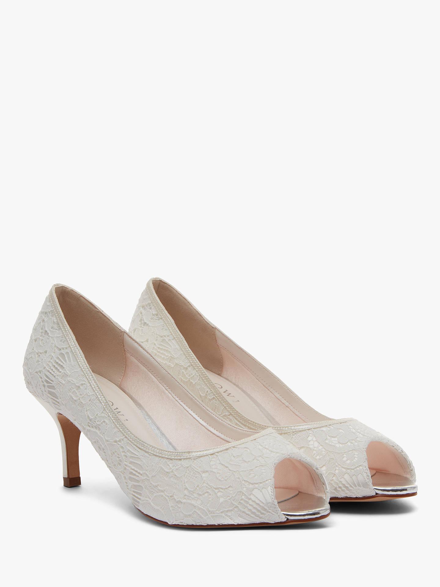 3aa792f4278c Buy Rainbow Club Ava Peep Toe Court Shoes