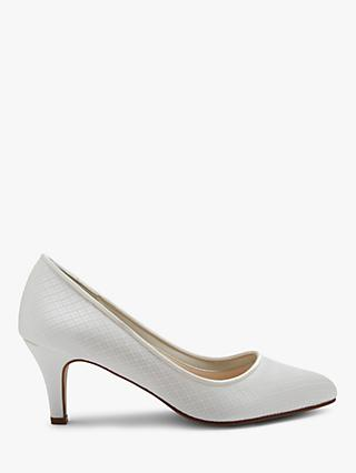 Rainbow Club Brooke Court Shoes, Ivory