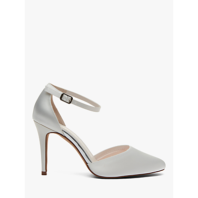 Rainbow Club Carly Court Shoes, Ivory