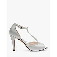 Buy Rainbow Club Gigi Peep Toe Sandals, Ivory Online at johnlewis.com