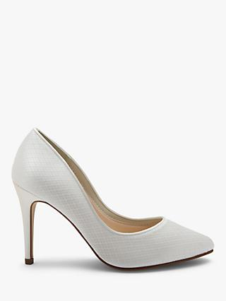 Rainbow Club Cassidi Court Shoes, Ivory