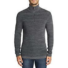 Buy BOSS Casual Kratix Half Zip Funnel Neck Jumper Online at johnlewis.com