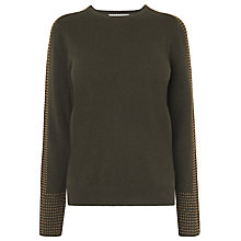 Buy L.K. Bennett Adel Jumper Online at johnlewis.com