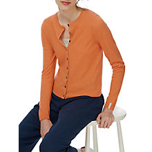 Buy Brora Merino Wool Cardigan Online at johnlewis.com