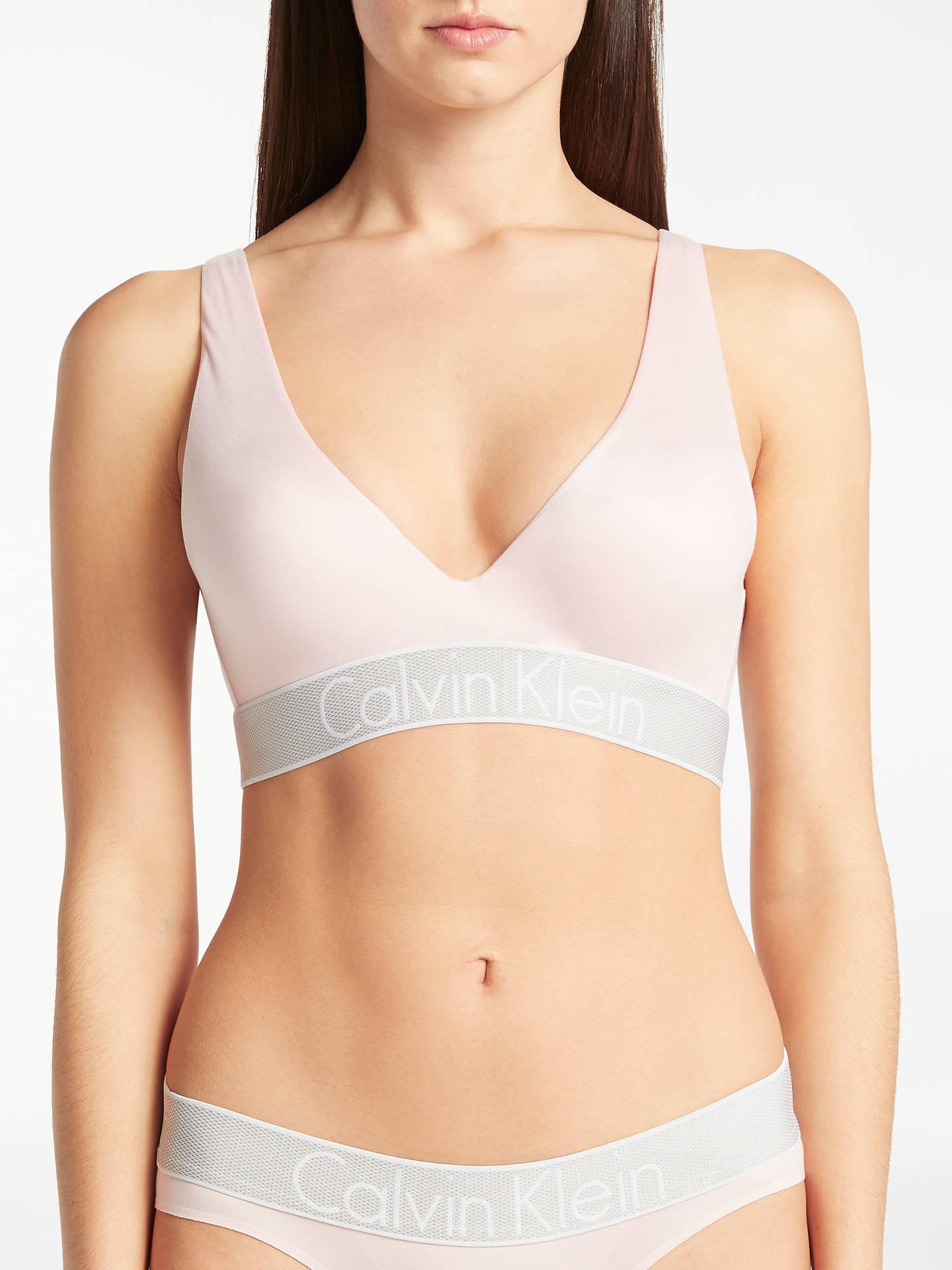 5d5120330d1 Buy Calvin Klein Underwear Customized Stretch Plunge Bra