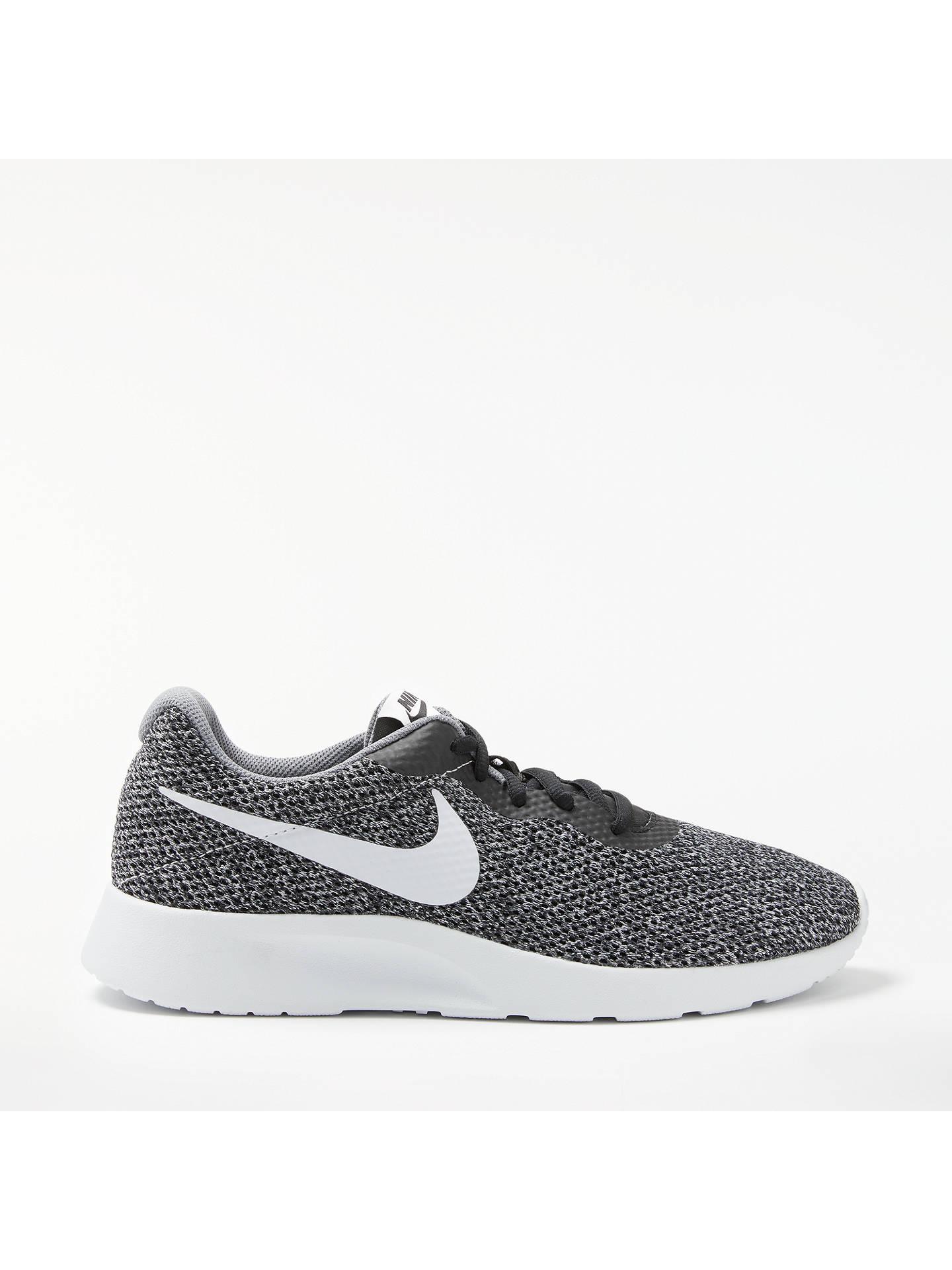 watch b6ac7 5e417 Buy Nike Tanjun SE Men s Trainers, Black Pure Platinum Cool Grey, 12 ...