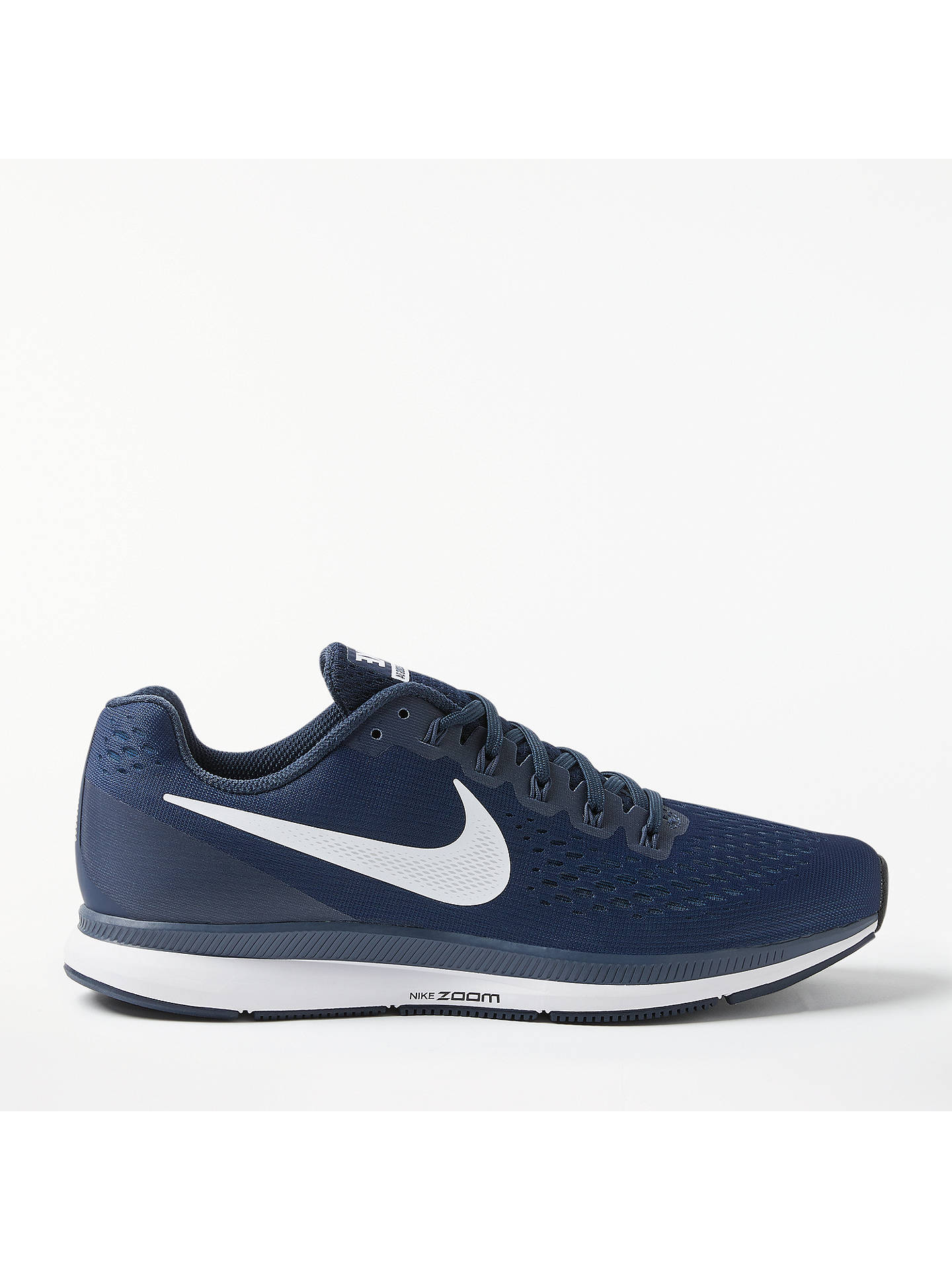 best service d99c8 6f302 Nike Air Zoom Pegasus 34 Men's Running Shoes at John Lewis ...