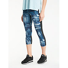 Buy Nike Power Running Crops Online at johnlewis.com