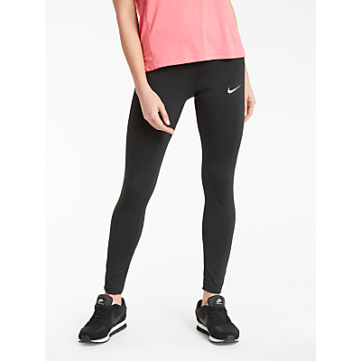 Nike Running Tights, Black