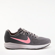 Buy Nike Air Zoom Structure 21 Women's Running Shoes Online at johnlewis.com