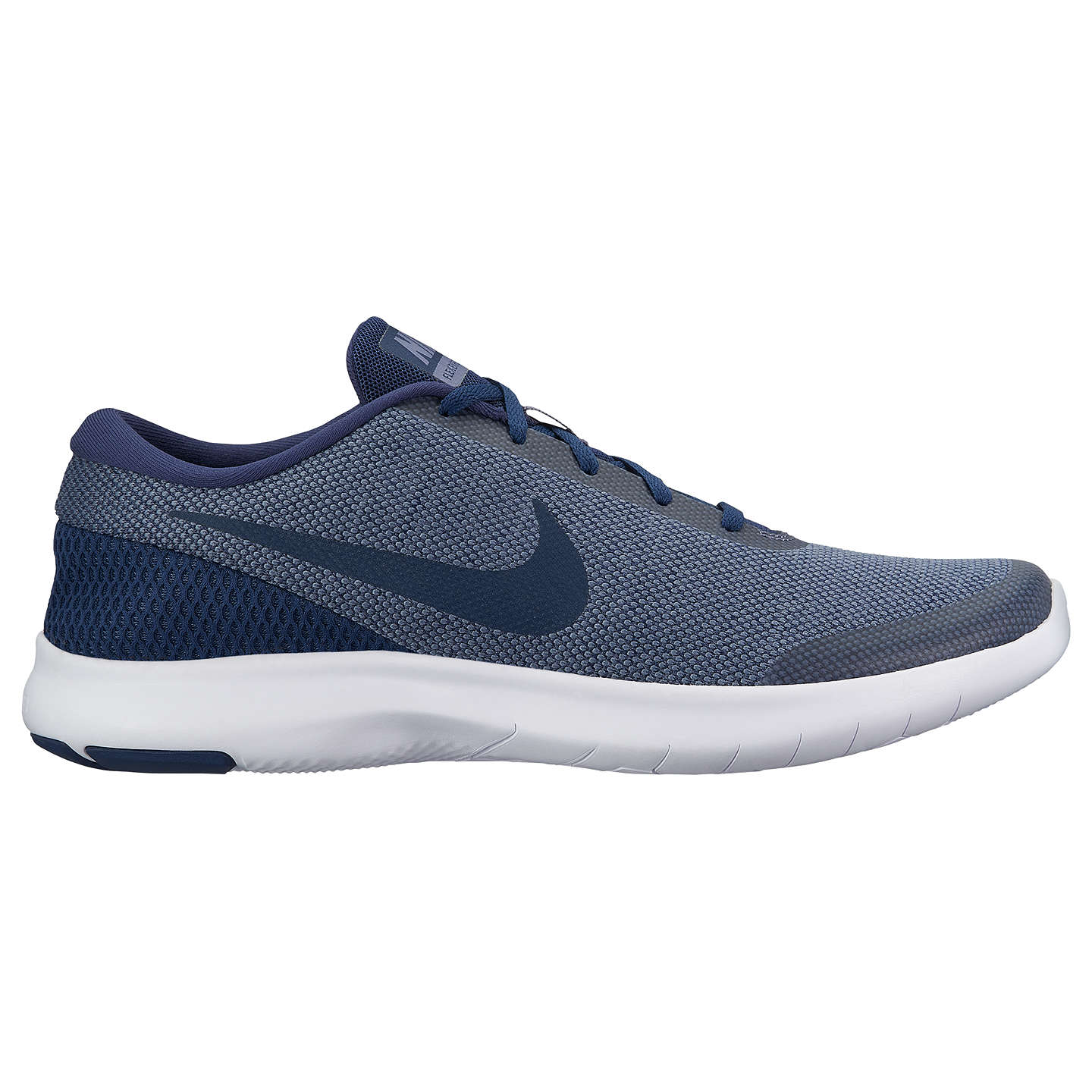 BuyNike Flex Experience RN 7 Men's Running Shoes, Navy, 7 Online at  johnlewis.