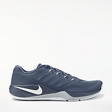 Buy Nike Lunar Prime Iron II Training Shoe, Thunder Blue Online at johnlewis.com