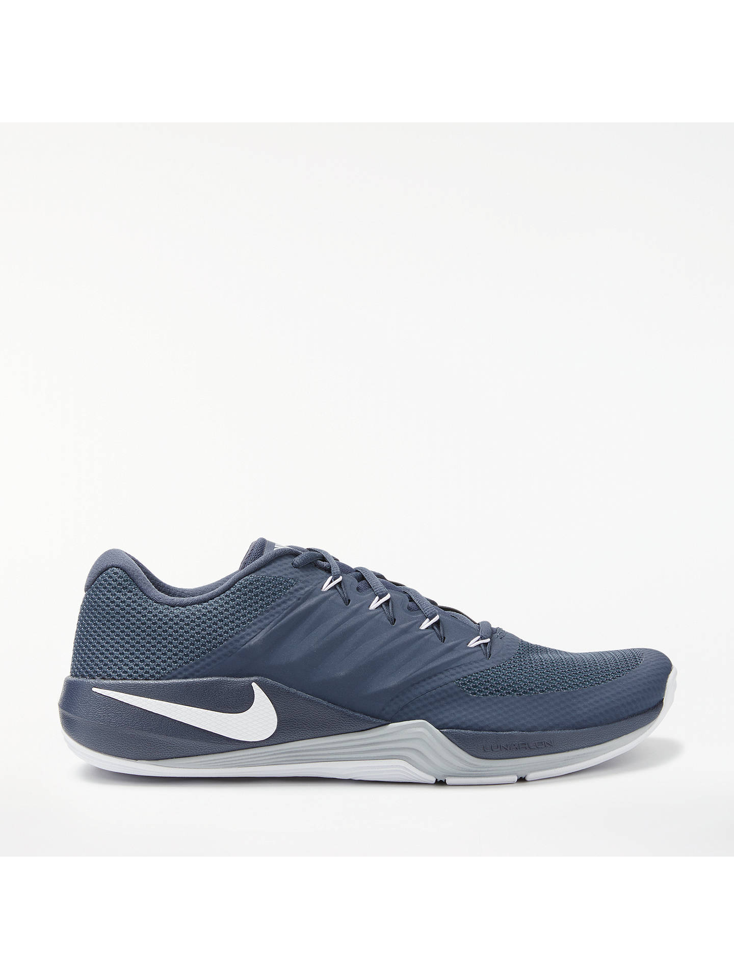 c8c6a1f015573 Nike Lunar Prime Iron II Men s Training Shoe at John Lewis   Partners