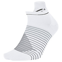 Buy Nike Performance Lightweight No-Show Running Socks Online at johnlewis.com
