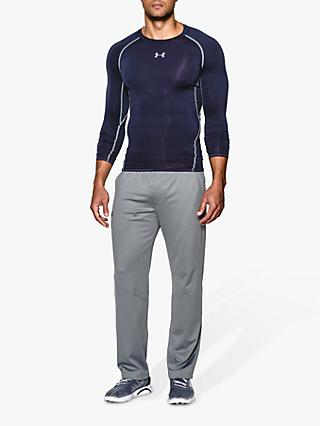 Under Armour HeatGear Armour Long Sleeve Compression Top, Blue