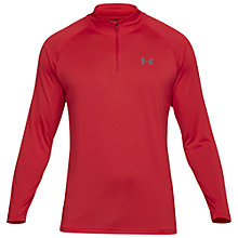 Buy Under Armour Tech 1/4 Zip Long Sleeve Top Online at johnlewis.com