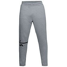 Buy Under Armour Tech Terry Tracksuit Bottoms Online at johnlewis.com