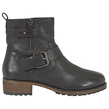 Buy Mint Velvet Nina Buckle Ankle Boots Online at johnlewis.com