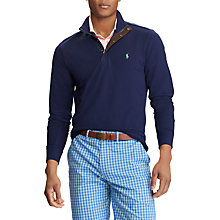 Buy Polo Golf By Ralph Lauren Half Zip Top Online at johnlewis.com