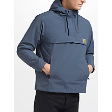 Buy Carhartt WIP Nimbus Pullover Coat, Stone Blue Online at johnlewis.com