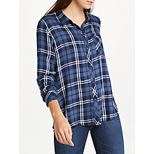 Buy Rails Hunter Shirt, Blue/White Online at johnlewis.com