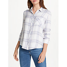Buy Rails Taylor Plaid Shirt, Multi Online at johnlewis.com