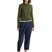 Buy Toast Cashmere Wool Button Jumper, Fern Online at johnlewis.com