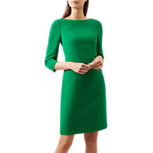 Buy Hobbs Kali Tailored Dress, Apple Green Online at johnlewis.com