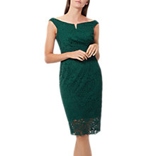 Buy Coast Zelda Lace Shift Dress Online at johnlewis.com