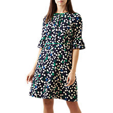 Buy Hobbs Rosie Dress, Multi Online at johnlewis.com