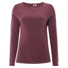 Buy White Stuff Kiki Jumper, Rose Brown Online at johnlewis.com