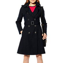 Buy Karen Millen Cotton Trench Coat Online at johnlewis.com