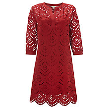 Buy White Stuff Olive Dress, Red Online at johnlewis.com