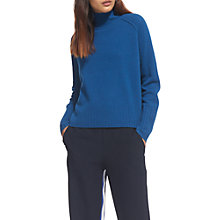 Buy Whistles Funnel Neck Wool Jumper Online at johnlewis.com