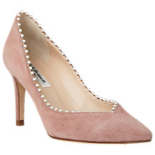 Buy L.K. Bennett Fifi Stiletto V Cut Court Shoes Online at johnlewis.com
