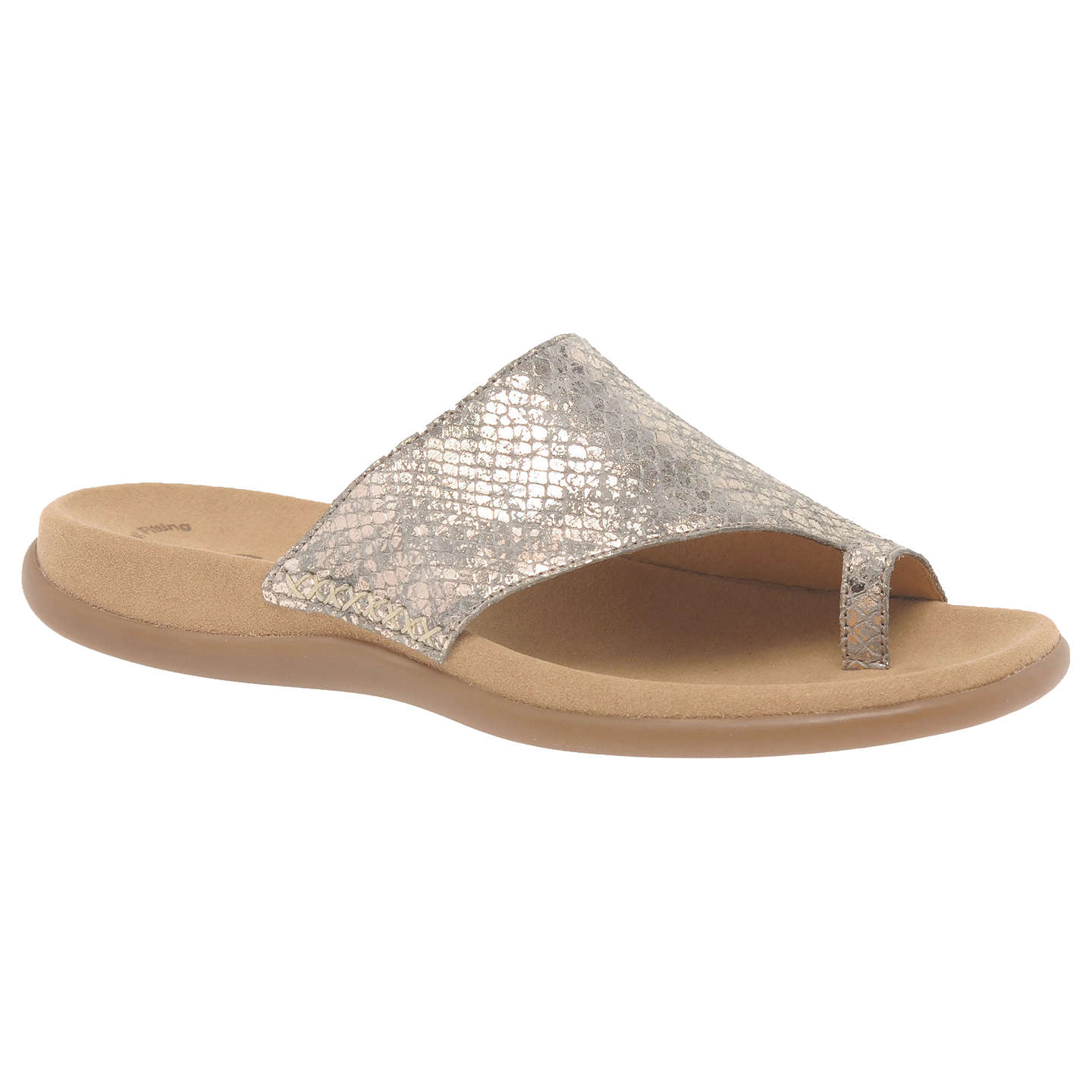 BuyGabor Lanzarote Slip On Sandals