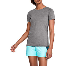 Buy Under Armour HeatGear Short Sleeve T-Shirt Online at johnlewis.com