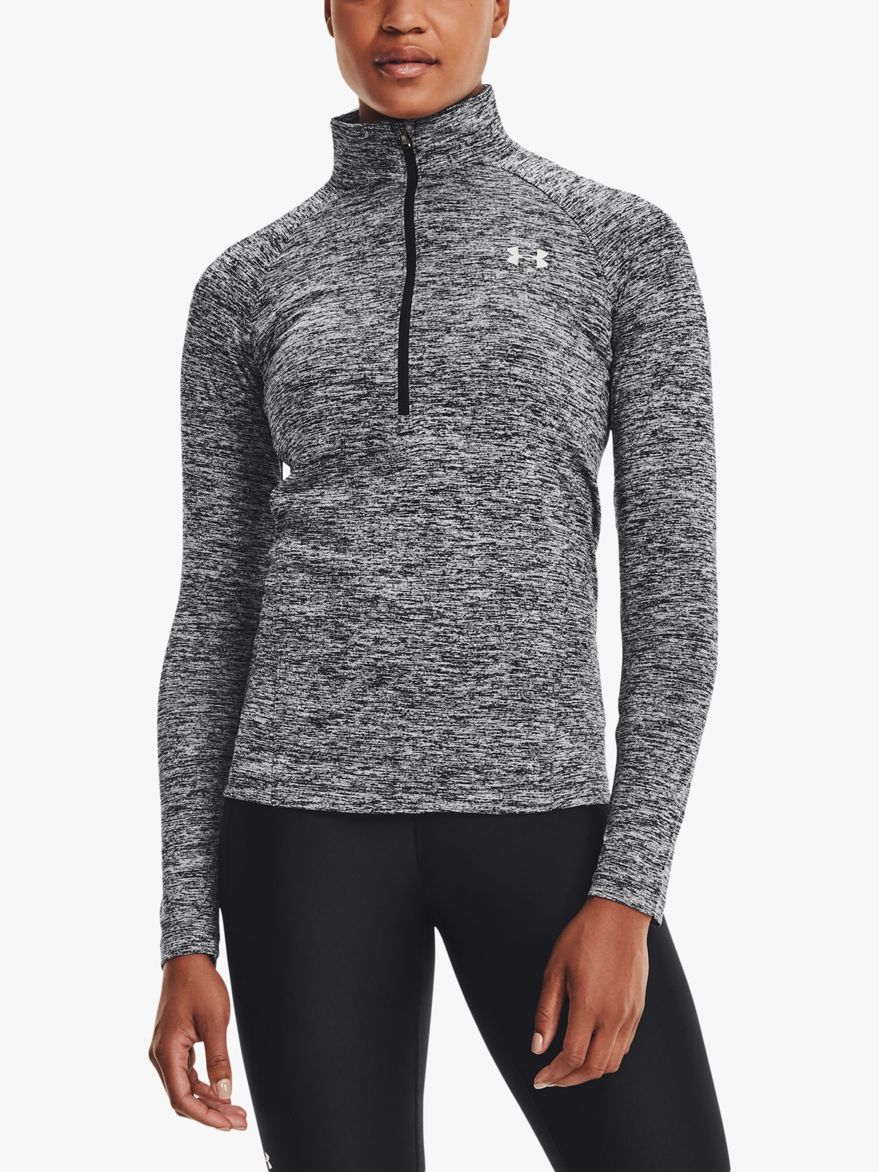 Under Armour Under Armour Tech Twist 1/2 Zip Long Sleeve Training Top