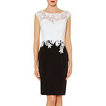 Buy Gina Bacconi Ella Contrast Lace Dress Online at johnlewis.com