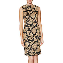 Buy Gina Bacconi Dorothy Floral Embroidered Dress Online at johnlewis.com