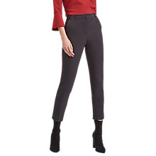 Buy Jaeger Skinny Tailored Trousers, Black Online at johnlewis.com