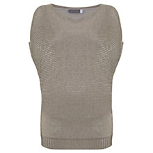 Buy Mint Velvet Metallic Batwing Jumper Online at johnlewis.com