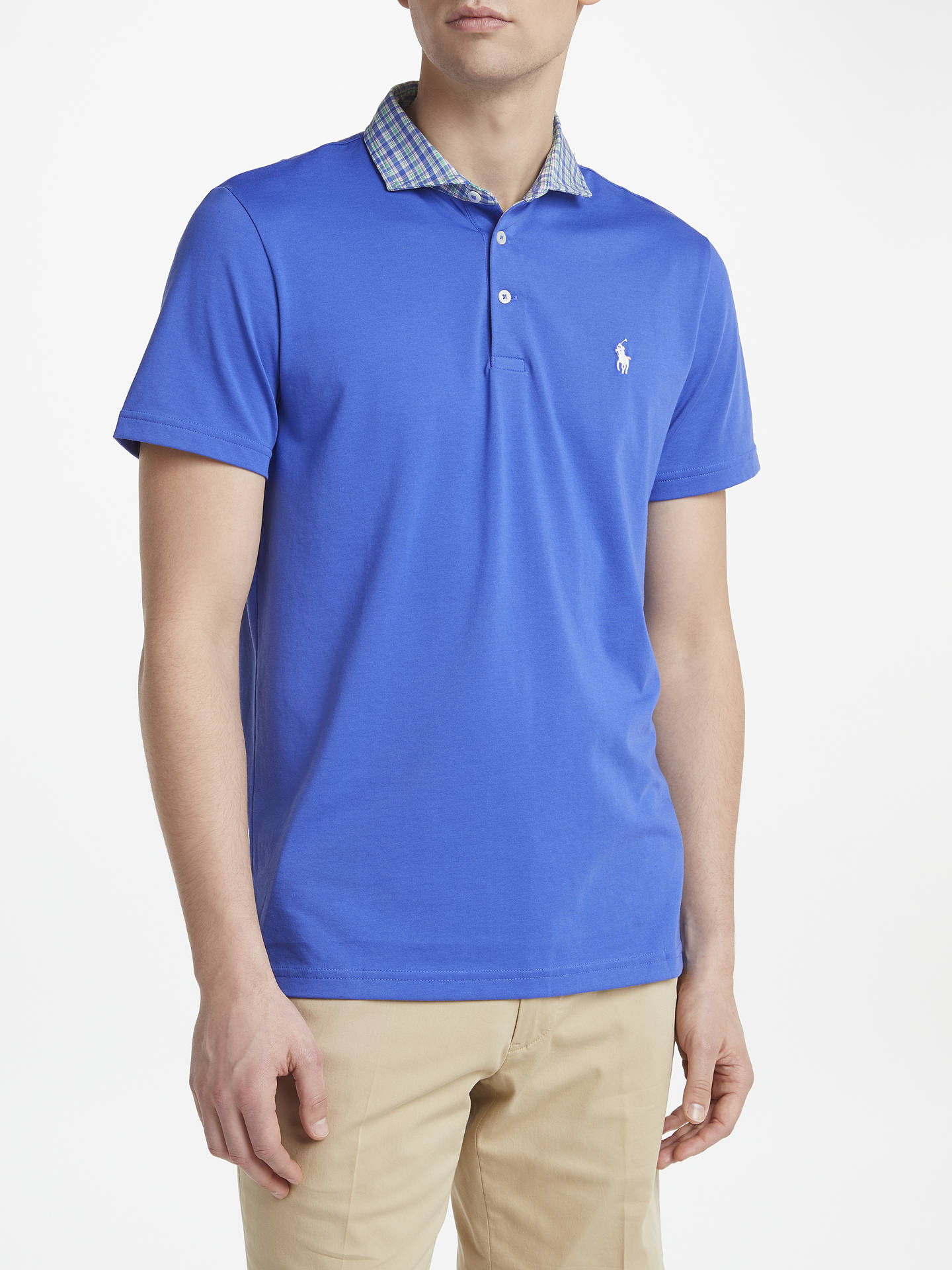 4acf3e11c Buy Polo Golf by Ralph Lauren Pro-Fit Polo Shirt , Summer Royal, S ...