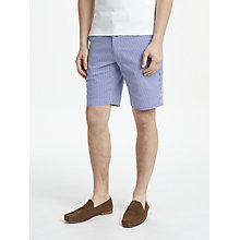 Buy Polo Golf by Ralph Lauren Athletic Shorts, City Royal/ Pure White Online at johnlewis.com