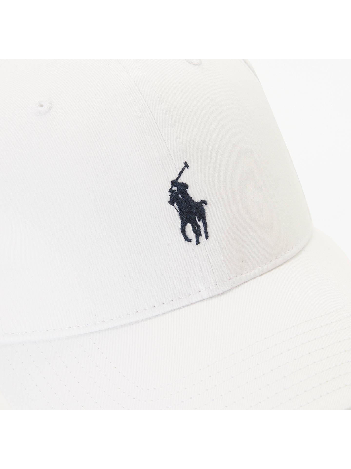 4d1de8de69f Polo Golf By Ralph Lauren Fairway Cap at John Lewis   Partners