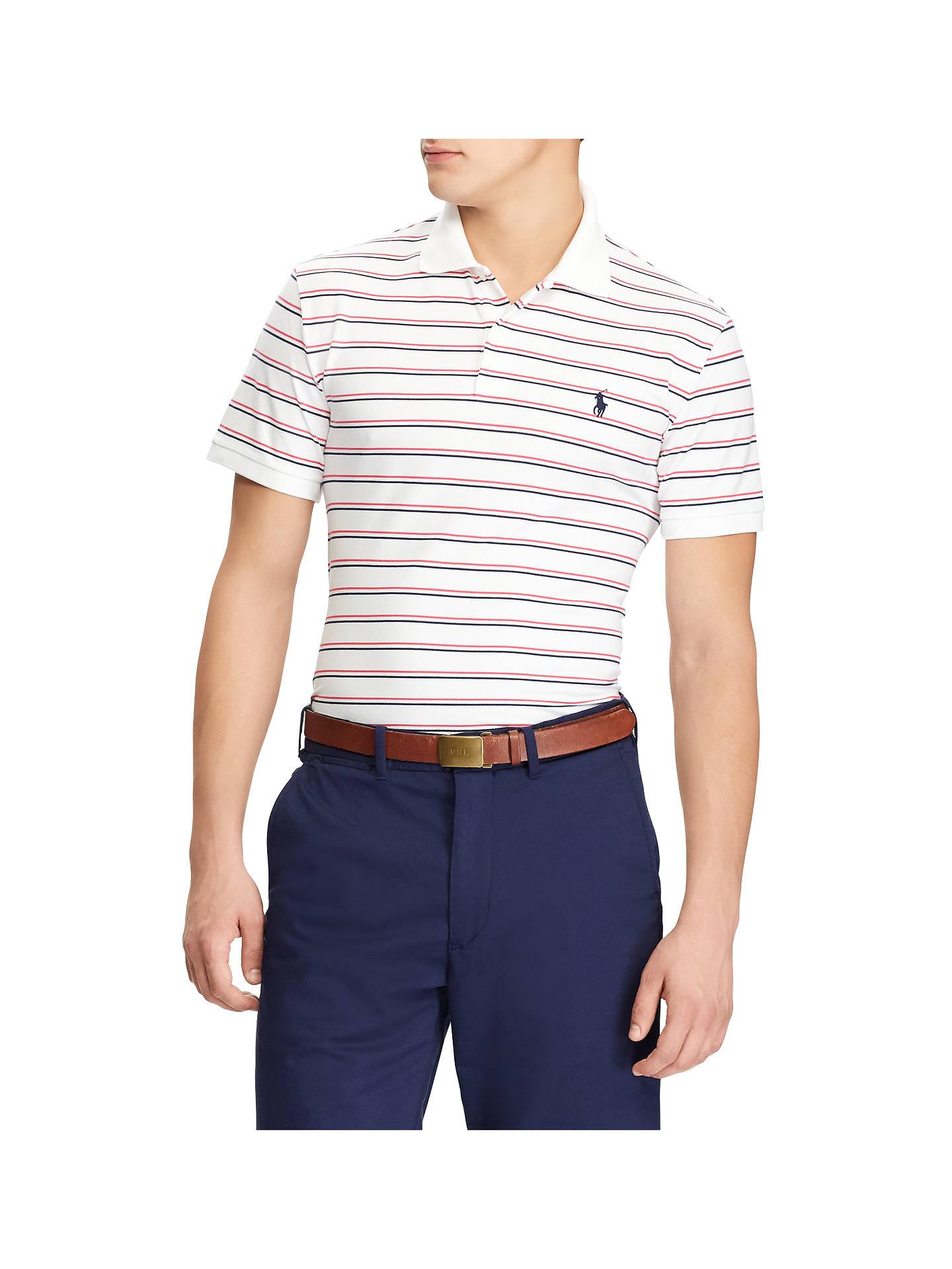 204514919448 Buy Polo Golf by Ralph Lauren Pro-Fit Stripe Polo Shirt